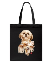 GAEA - Shih Tzu Running 1303 Tote Bag tile
