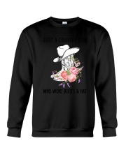 GAEA - Country Girl 1804 Crewneck Sweatshirt thumbnail