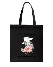 GAEA - Country Girl 1804 Tote Bag thumbnail