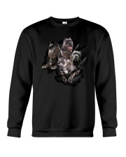 ZEUS - Cane Corso Scratch - 0109 - 42 Crewneck Sweatshirt thumbnail