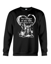 English Cocker Spaniel In My Heart Crewneck Sweatshirt thumbnail