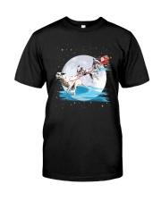 GAEA - Dalmatian Santa - 1011 - 62 Classic T-Shirt thumbnail