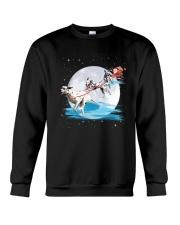 GAEA - Dalmatian Santa - 1011 - 62 Crewneck Sweatshirt thumbnail