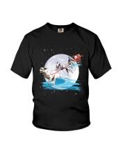 GAEA - Dalmatian Santa - 1011 - 62 Youth T-Shirt thumbnail