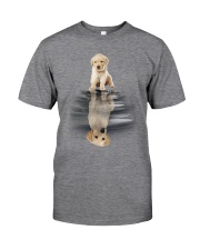 GAEA - Labrador Retriever Be Yourself 0904 Classic T-Shirt front