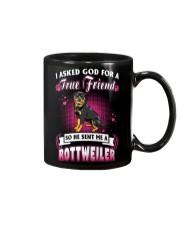Rottweiler True Friend  Mug thumbnail