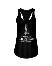 GAEA - Great Dane Home - 1511 - 33 Ladies Flowy Tank thumbnail