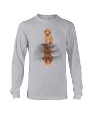 Poodle Dreaming Long Sleeve Tee thumbnail