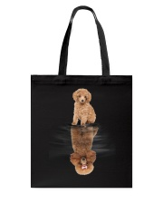 Poodle Dreaming Tote Bag thumbnail