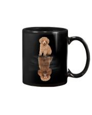 Poodle Dreaming Mug thumbnail