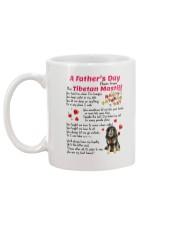 Tibetan Mastiff Poem 0506 Mug back