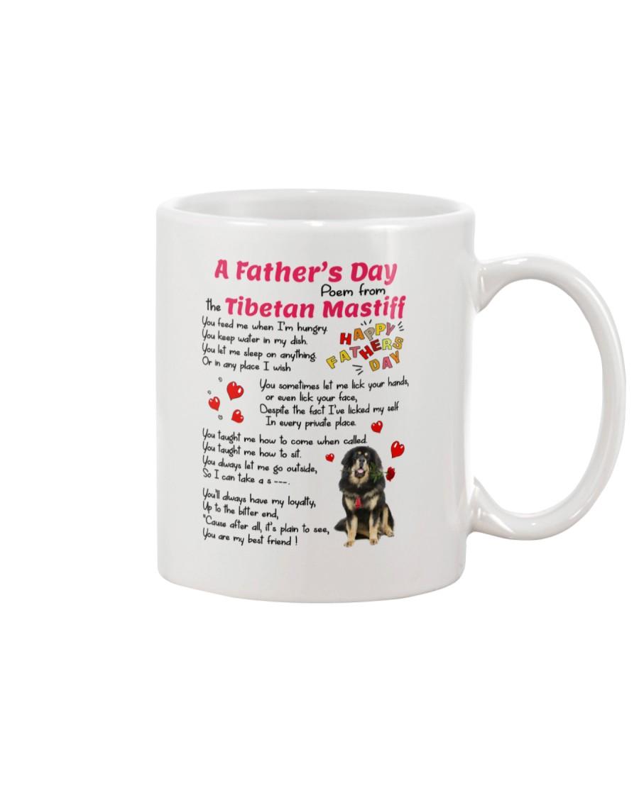 Tibetan Mastiff Poem 0506 Mug