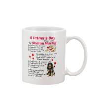Tibetan Mastiff Poem 0506 Mug front