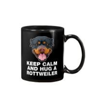 Rottweiler Keep Calm Mug thumbnail