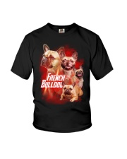 GAEA - French Bulldog Great 0604 Youth T-Shirt thumbnail
