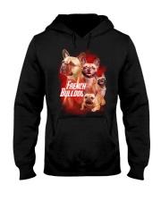 GAEA - French Bulldog Great 0604 Hooded Sweatshirt thumbnail