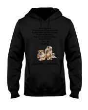 Bulldog Love Dad 3005 Hooded Sweatshirt tile