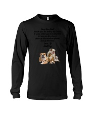 Bulldog Love Dad 3005 Long Sleeve Tee thumbnail