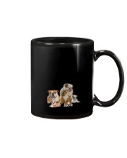 Bulldog Love Dad 3005 Mug tile