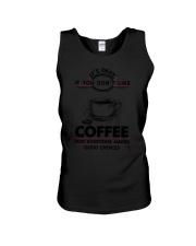 Coffee Good Choices 2504 Unisex Tank thumbnail