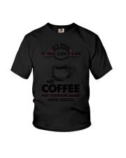 Coffee Good Choices 2504 Youth T-Shirt thumbnail