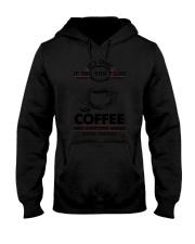 Coffee Good Choices 2504 Hooded Sweatshirt thumbnail