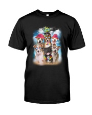 American Staffordshire Terrier Summer 0706 Classic T-Shirt thumbnail