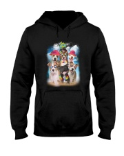 American Staffordshire Terrier Summer 0706 Hooded Sweatshirt thumbnail