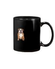 Bulldog Dear Mom 2905 Mug tile