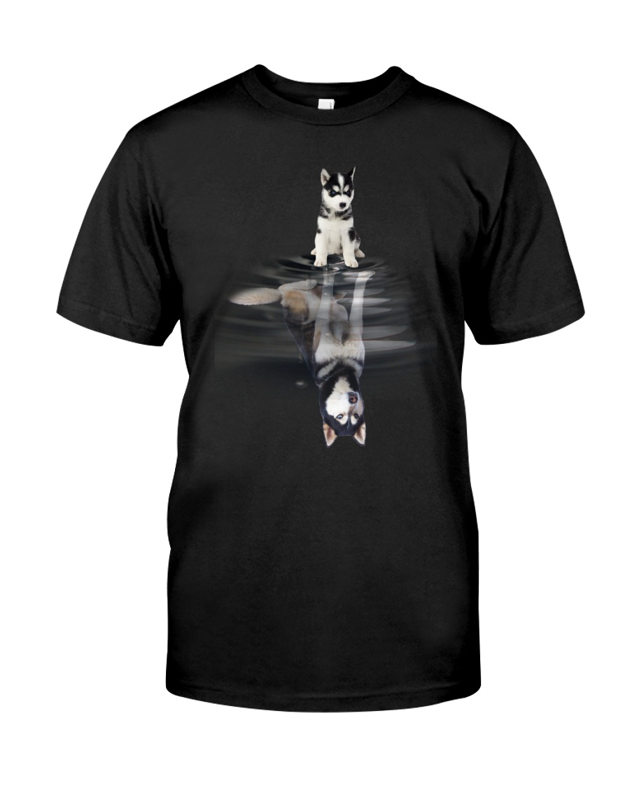 Siberian Husky Dream Classic T-Shirt