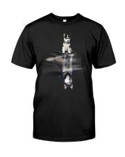 Siberian Husky Dream Classic T-Shirt front