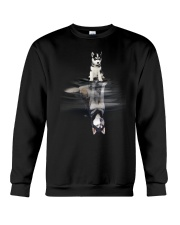 Siberian Husky Dream Crewneck Sweatshirt thumbnail