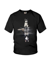 Siberian Husky Dream Youth T-Shirt thumbnail