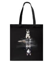 Siberian Husky Dream Tote Bag thumbnail