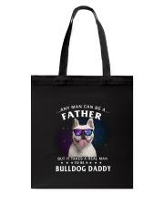 Bulldog Real Man 2905 Tote Bag thumbnail