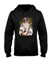 GAEA - Saint Bernard Smile 0904 Hooded Sweatshirt thumbnail