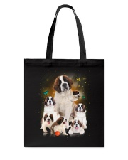 GAEA - Saint Bernard Smile 0904 Tote Bag thumbnail
