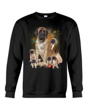 GAEA - English Mastiff Smile 1204 Crewneck Sweatshirt thumbnail