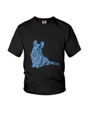 Cardigan Welsh Corgi Bling 1303 Youth T-Shirt thumbnail