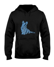 Cardigan Welsh Corgi Bling 1303 Hooded Sweatshirt thumbnail