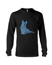 Cardigan Welsh Corgi Bling 1303 Long Sleeve Tee thumbnail