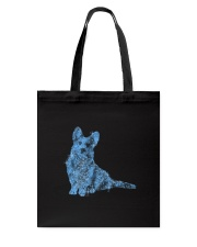 Cardigan Welsh Corgi Bling 1303 Tote Bag thumbnail