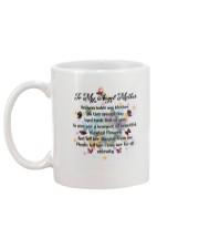 Angel Mother 1206 Mug back