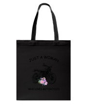Motorcycles Love Woman 2104 Tote Bag tile