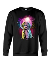 GAEA - Poodle Disco 0904 Crewneck Sweatshirt thumbnail