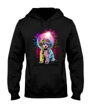 GAEA - Poodle Disco 0904 Hooded Sweatshirt thumbnail