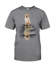 GAEA - Golden Retriever Be Yourself 0904 Classic T-Shirt front