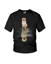 GAEA - Golden Retriever Be Yourself 0904 Youth T-Shirt thumbnail