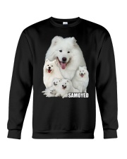 Samoyed Awesome Crewneck Sweatshirt thumbnail