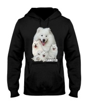 Samoyed Awesome Hooded Sweatshirt thumbnail